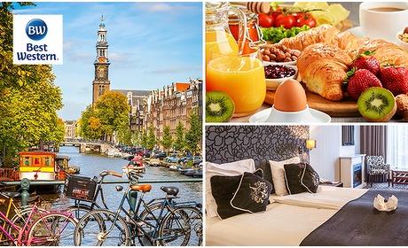 Social Deal: Overnachting voor 2 of 4 personen + ontbijt in Uithoorn