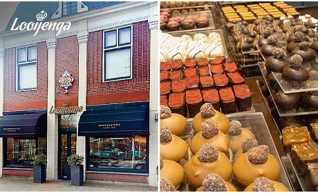 Social Deal: Afhalen: 300 gram bonbons naar keuze bij Looijenga