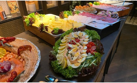 Groupon: Lopend ontbijtbuffet in Den Haag