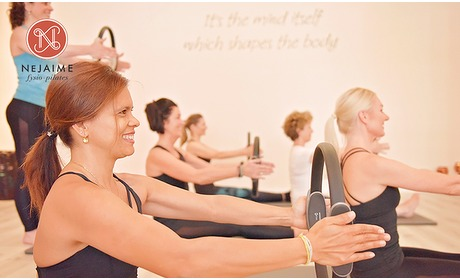 Social Deal: Pilates- en/of yogalessen OF 1x personal training
