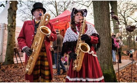 Groupon: Tickets Castle Christmas Fair