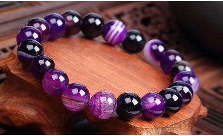Groupon: Spirituele armband met Agaat