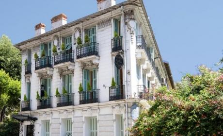 Bebsy.nl: Uniek hotel in Nice
