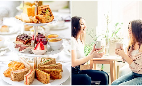 Social Deal: Thuisbezorgd of afhalen: (kids) high tea van Panneke Nooit Genoeg
