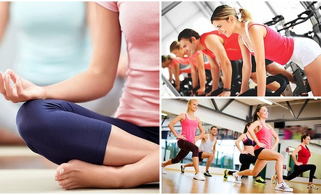 Social Deal: 10x fitness of groepsles naar keuze