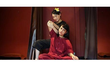 Wowdeal: Thaise rug- hoofd- nek- & schoudermassage bij Serenity Thai Massage Wellness & Spa